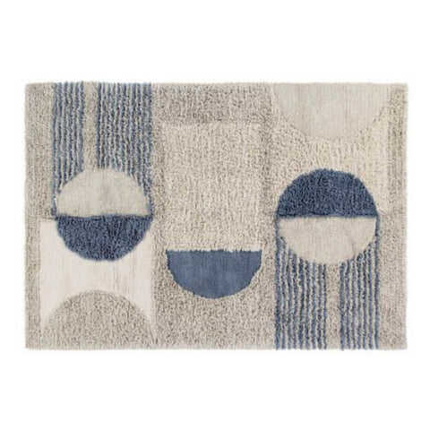 Lorena Canals Sun Rays Woolable Rug