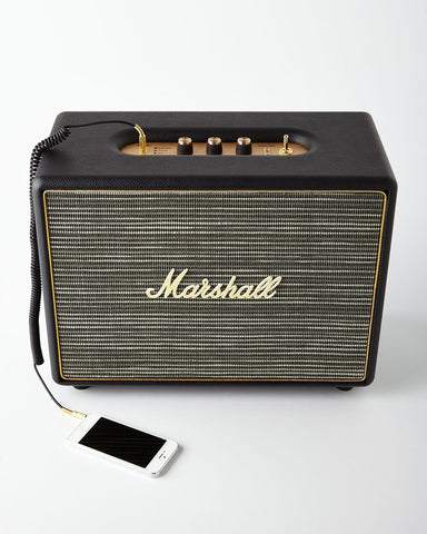 Marshall Woburn Bluetooth Active Speaker System | Black