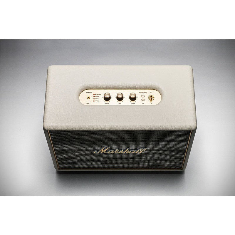 Marshall Woburn Bluetooth Active Speaker System | Cream