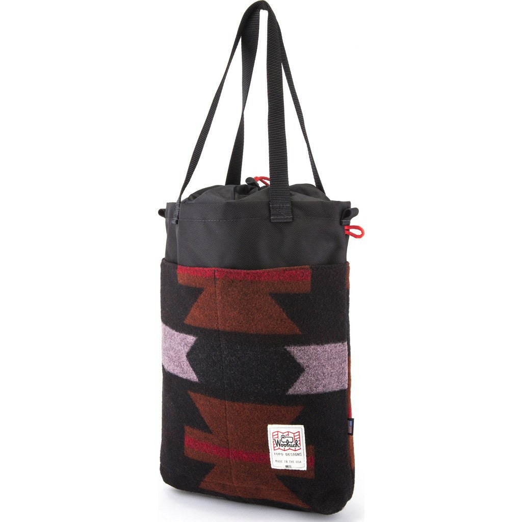 Topo Designs x Woolrich Cinch Tote Bag | Western