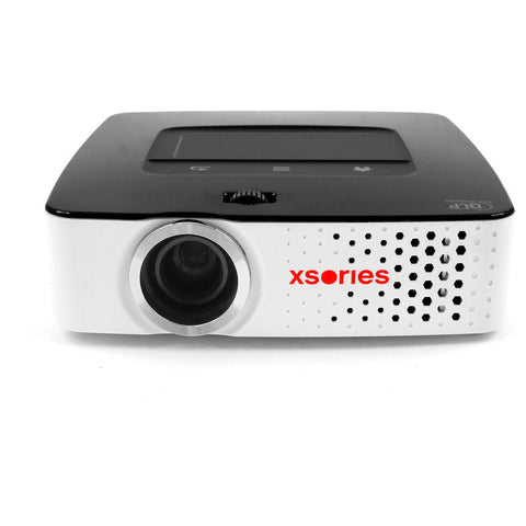 XSories X-Project WiFi HD Projector | Black/White