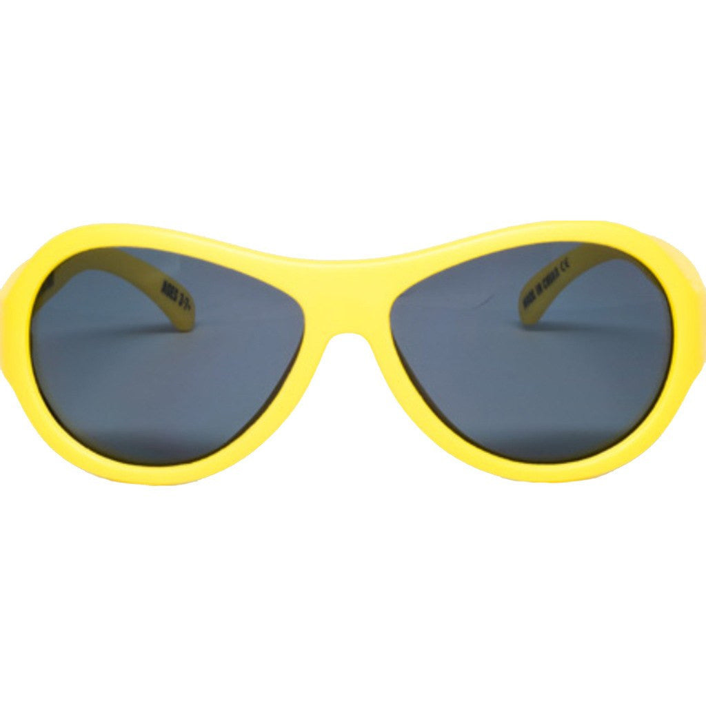 Babiators Hello Yellow Sunglasses | Ages 0-3