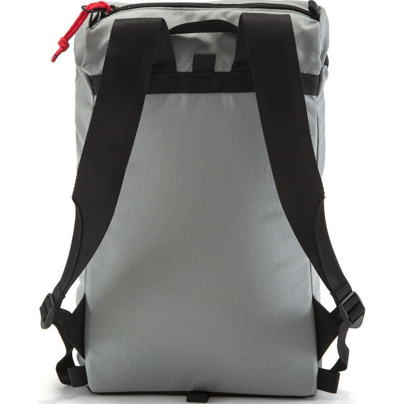 Topo Designs Y-Pack Backpack | Silver