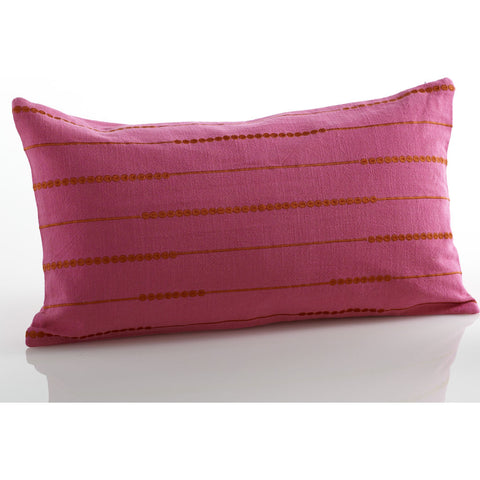 Zestt Marty Pillow with Insert | Flamingo