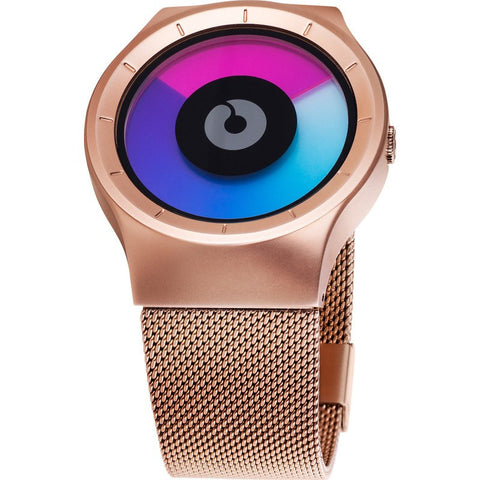 ZIIIRO Celeste Rose Gold Watch | Z0005WRM