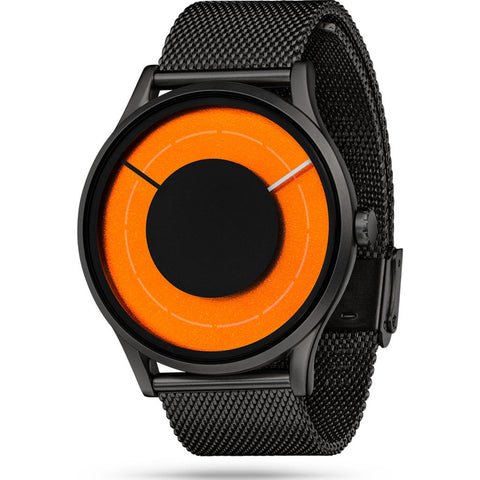 ZIIIRO Solaris Watch | Black Blaze