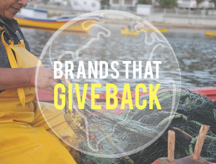 Shop Brands that Give Back to the World at Sportique