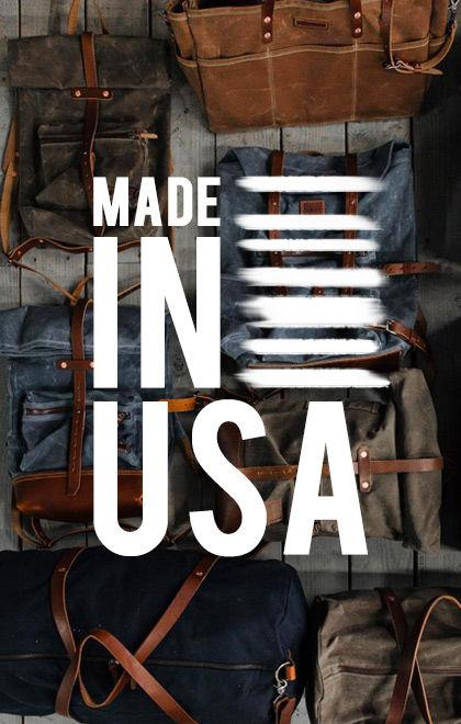 Shop brands that are made right here in the USA