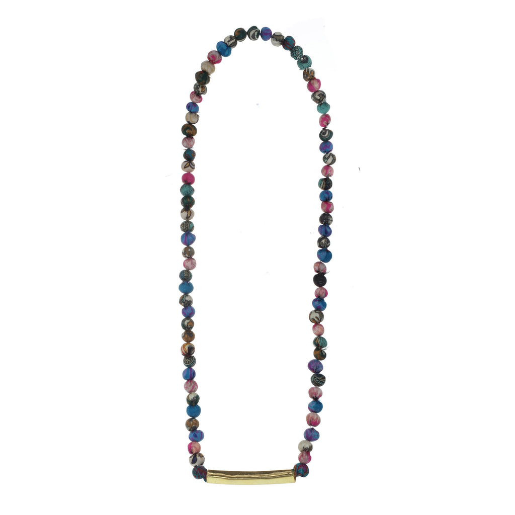 Nivi Sari Necklace