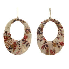 Dharma Sari Earrings