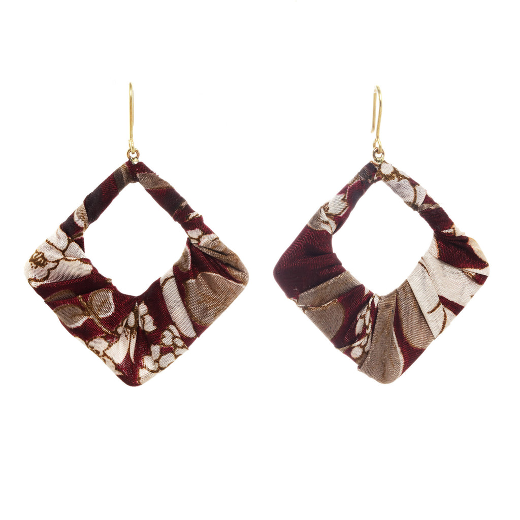 Upala Sari Earrings