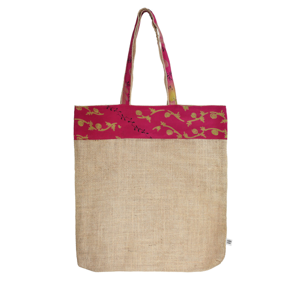 Sari Mini Tote Bag