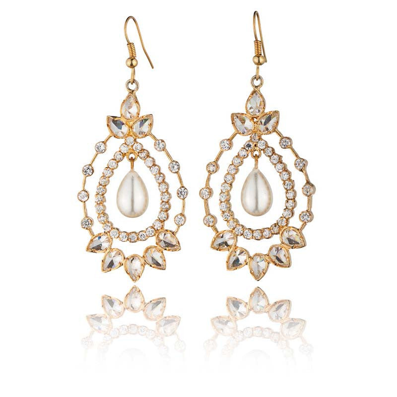 Dhaval Earrings