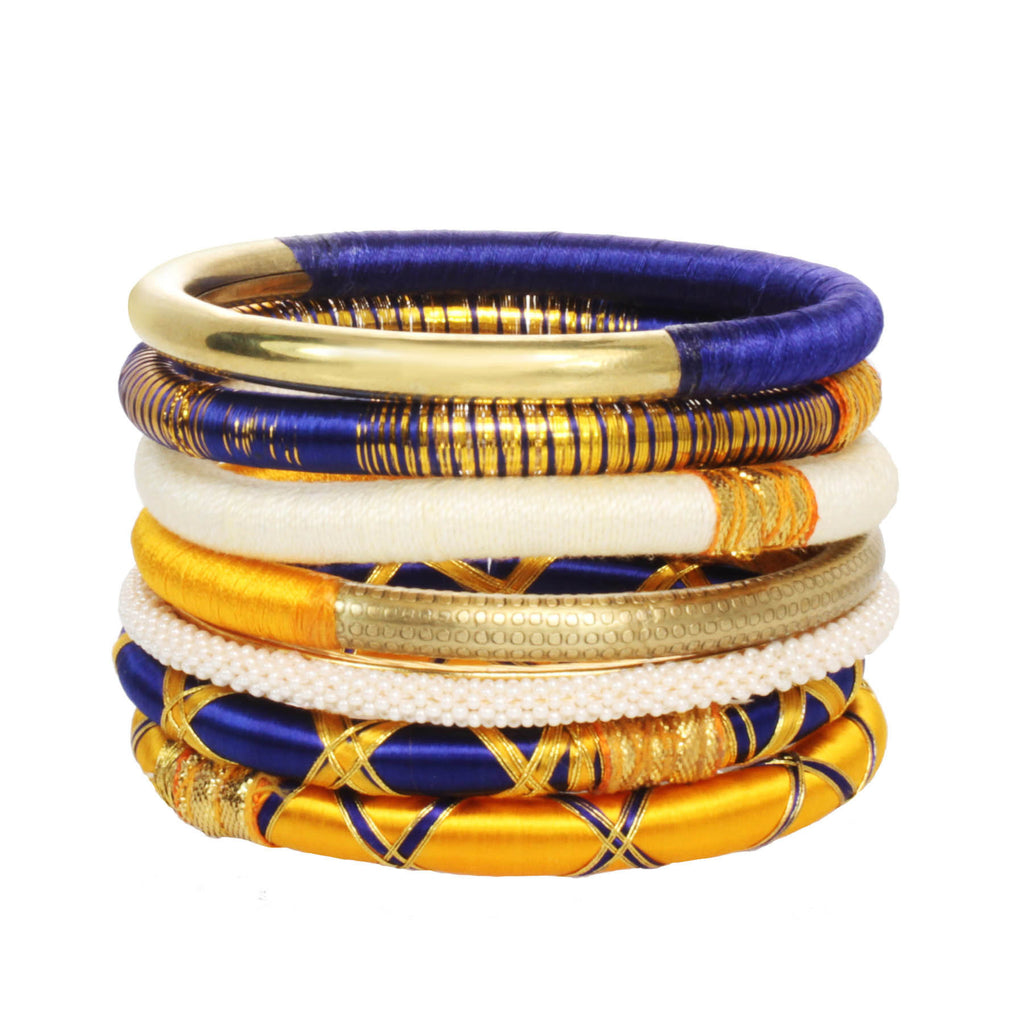 The Diva Bangle Set