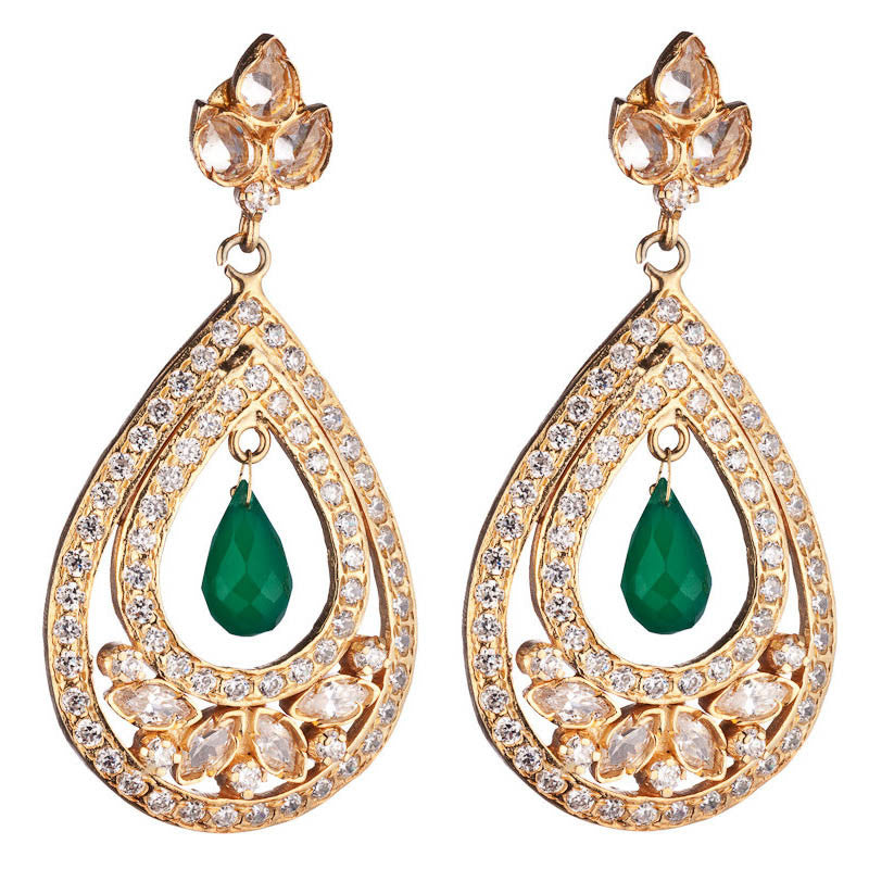 Hindola Earrings