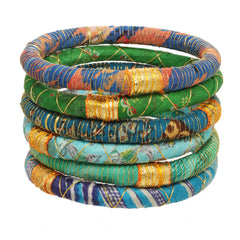 Kumari Bangles For One Week of School