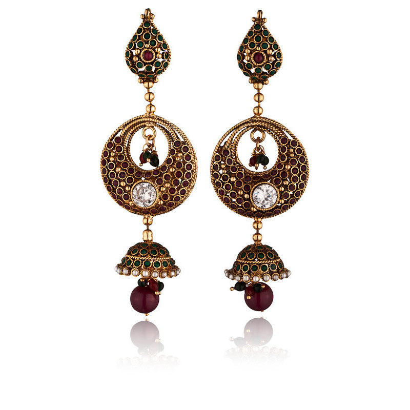 Kurbaan Earrings