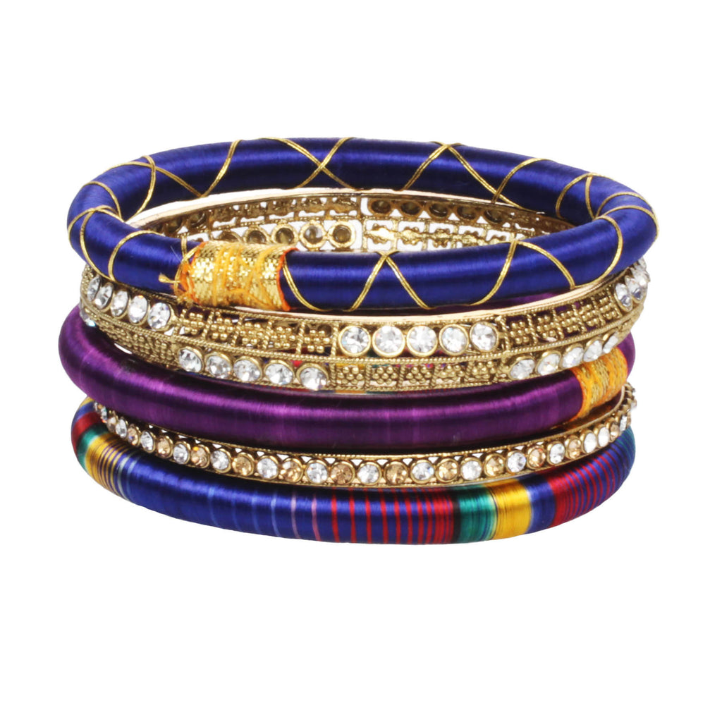 The Ingenue Bangle Set