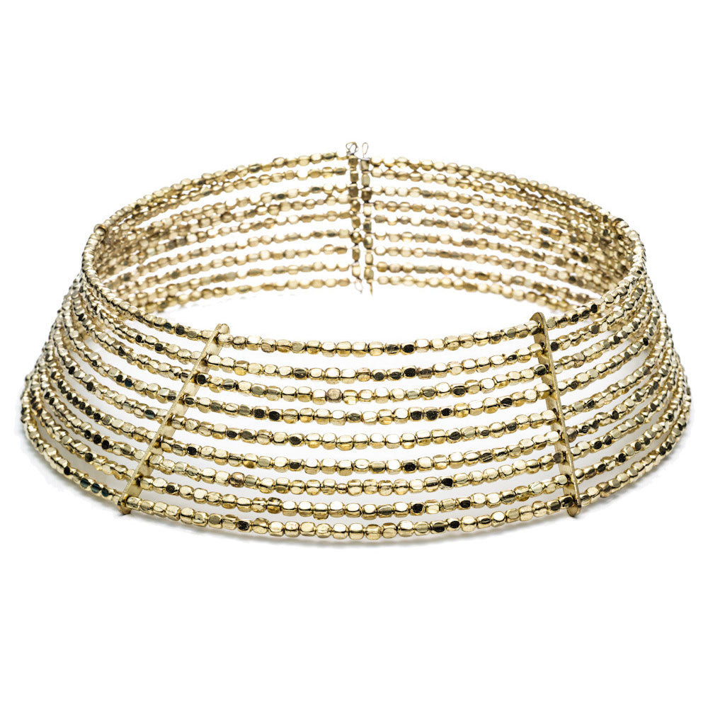 Gold South Ex Collar
