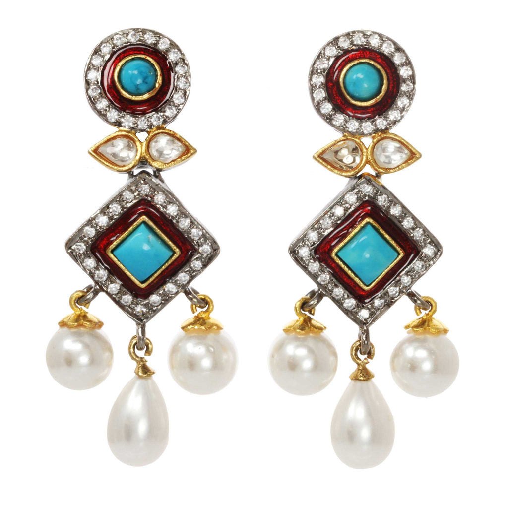 Deco Drama Earrings