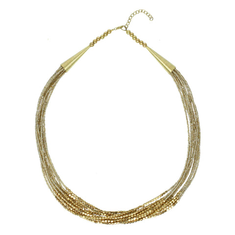 Short Keshan Necklace