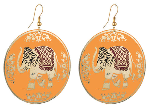 Hathi Ha Earrings