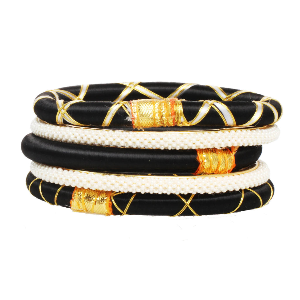 The Drama Bangle Set