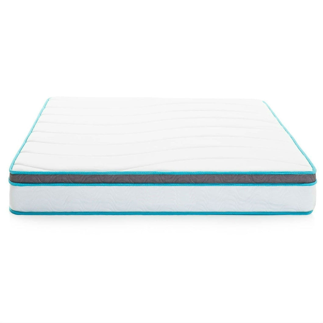 California King size 8-inch Memory Foam Innerspring Mattress