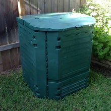 Load image into Gallery viewer, Heavy Duty Plastic 32-Cubic ft. Home Compost Bin Compooster