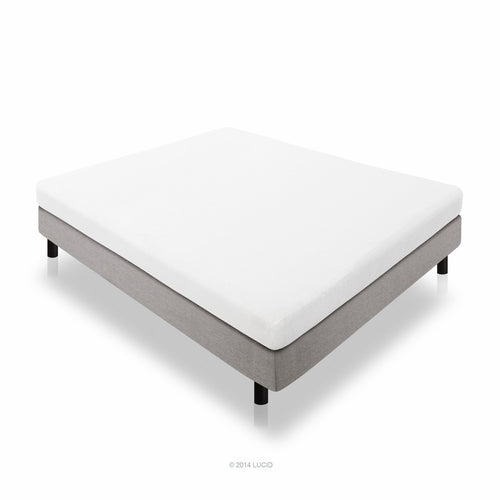 Twin size 5-inch Thick Memory Foam Mattress - Firm Feel