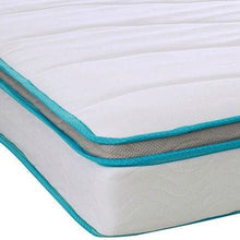 Load image into Gallery viewer, Twin size 8-inch Memory Foam Innerspring Hybrid Mattress