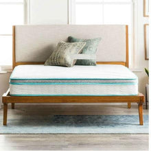 Load image into Gallery viewer, Twin XL 8-inch Memory Foam Innerspring Hybrid Mattress