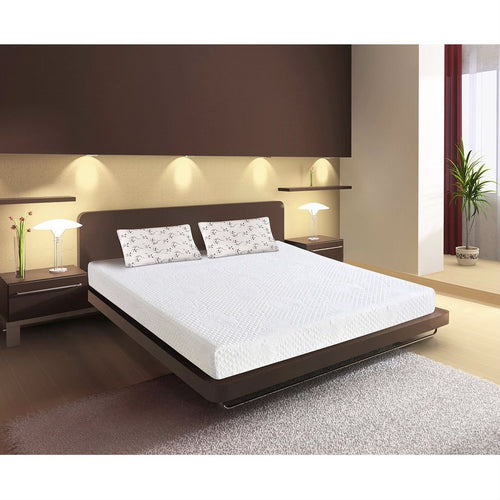 Full size 3-Layer Cushion Firm 6-inch Thick Memory Foam Mattress