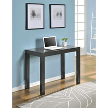 Load image into Gallery viewer, Sofa Table Laptop Desk Console Table in Espresso Wood Finish