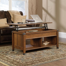 Load image into Gallery viewer, Lift-Top Coffee Table in Washington Cherry Finish
