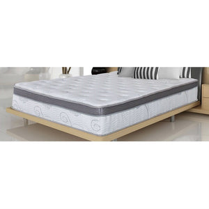 Full Luxurious 13-inch Innerspring & Gel Infused Memory Foam Mattress