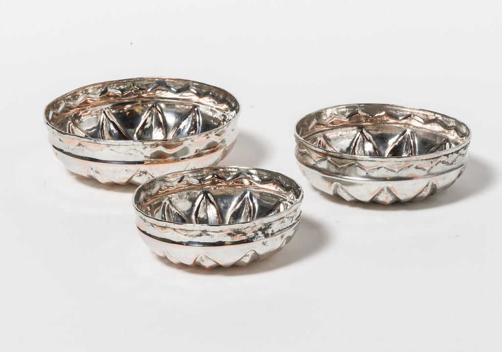 tin plated copper bowls hamam bowls