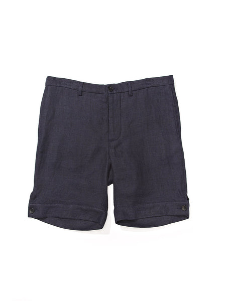 Herringbone Shorts - Black