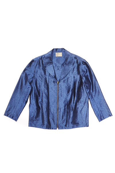 Pleated IKE Jacket
