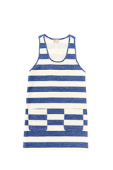 Women's Stripe Tank Dress