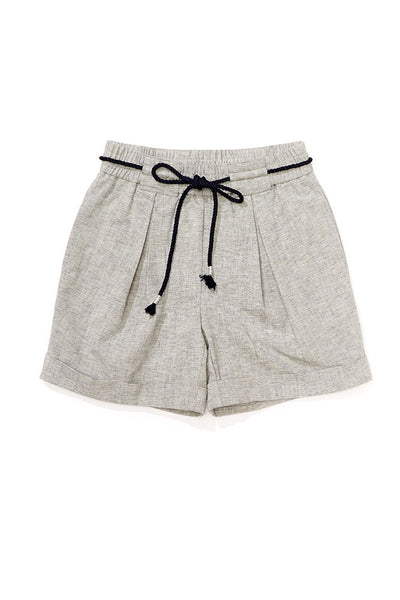 Women's Pleated Short