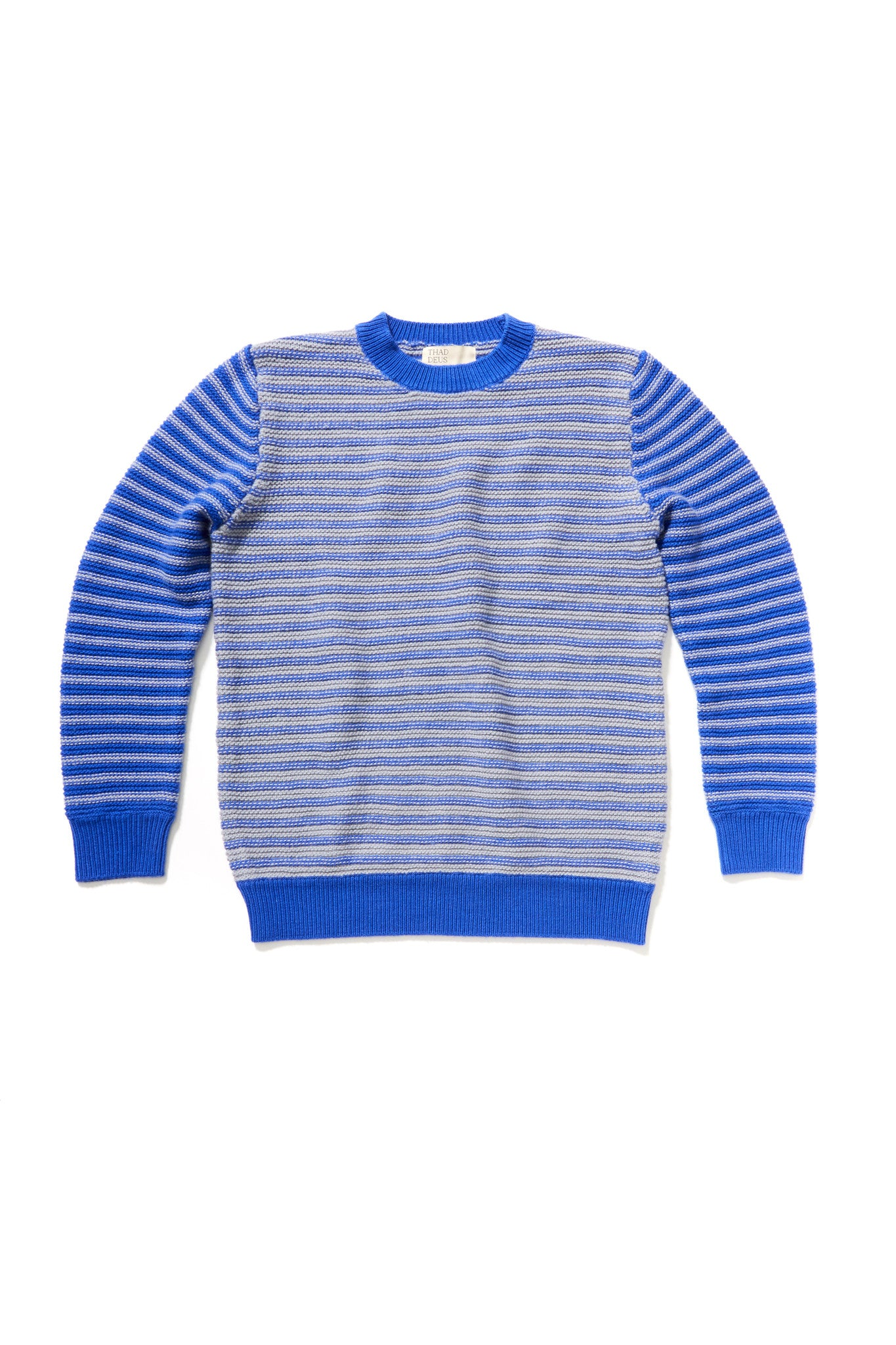 Static Crew Neck Sweater