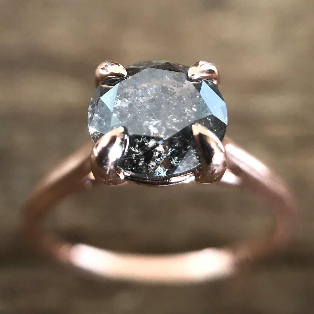 Elle Setting - Celestial Diamonds ® by Midwinter Co.