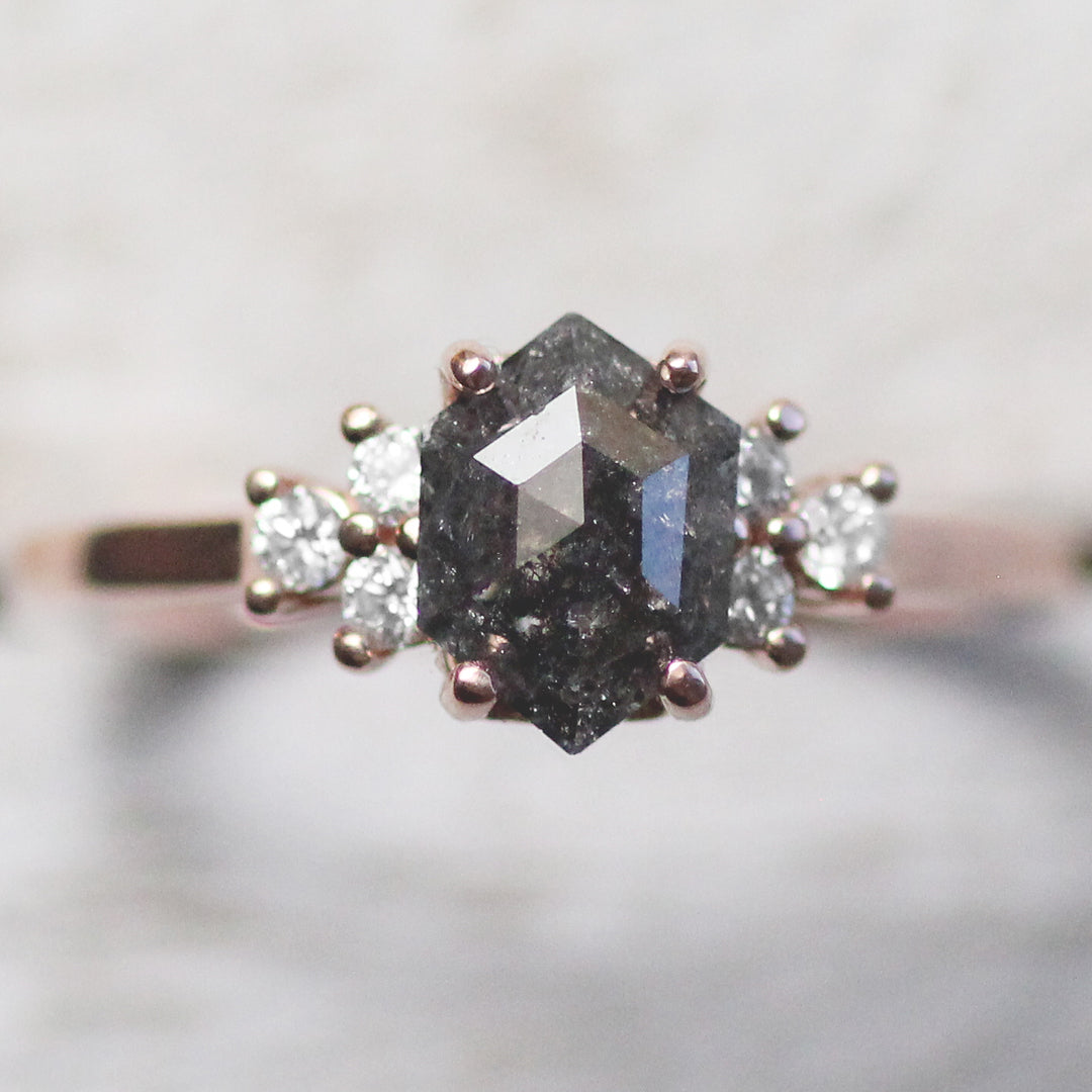 Veragene setting - Midwinter Co. Alternative Bridal Rings and Modern Fine Jewelry