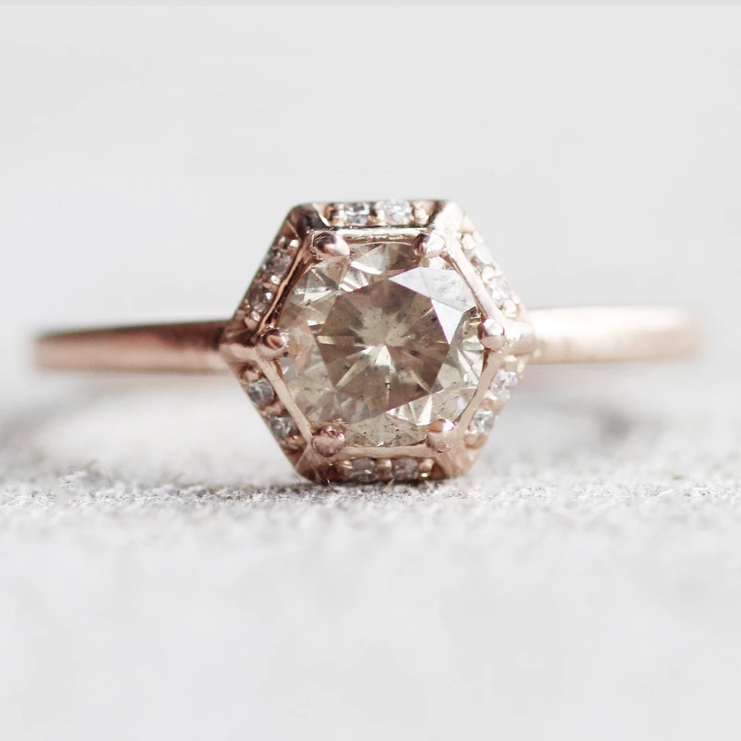 Adeline Setting - Celestial Diamonds ® by Midwinter Co.