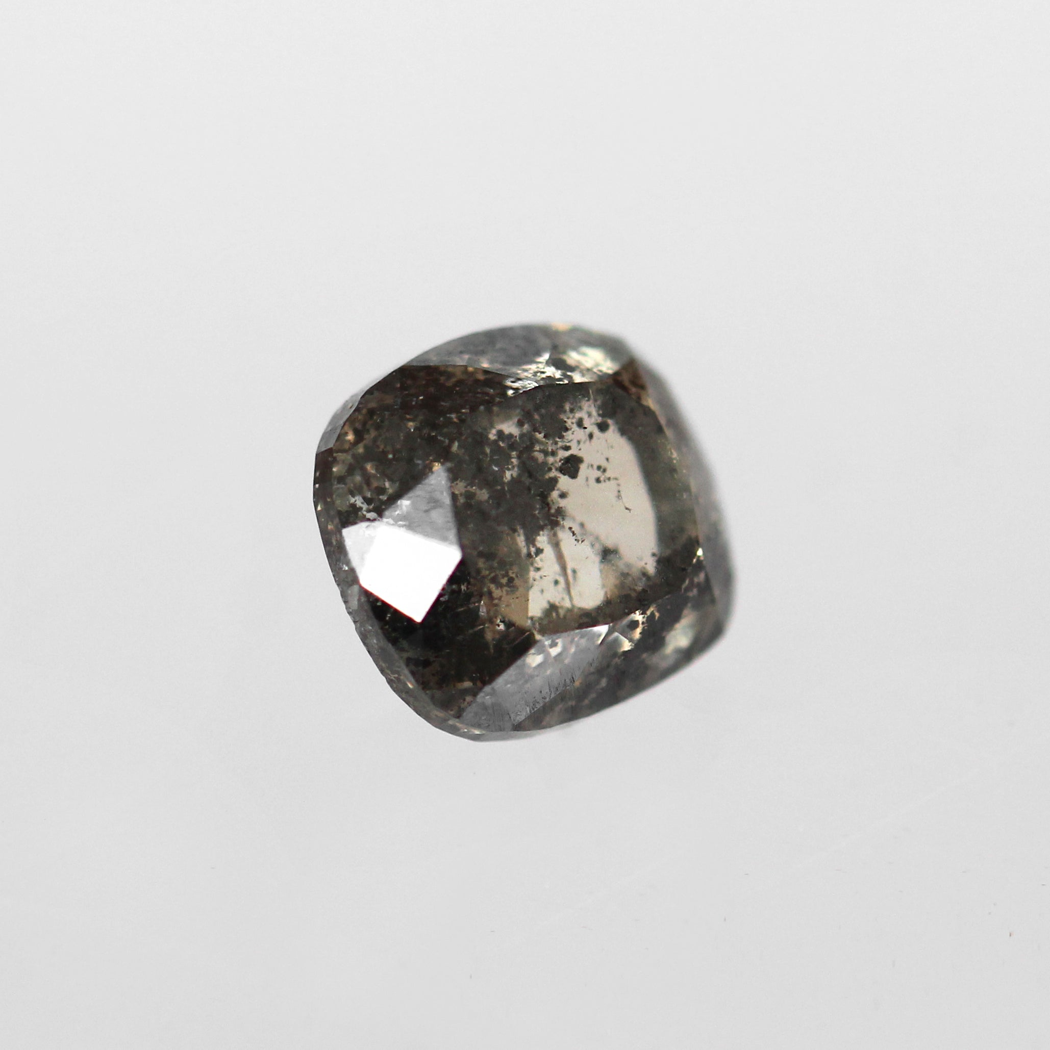 1.39 carat Cushion Celestial Diamond® for Custom Work - Inventory Code BCC139 - Celestial Diamonds ® by Midwinter Co.