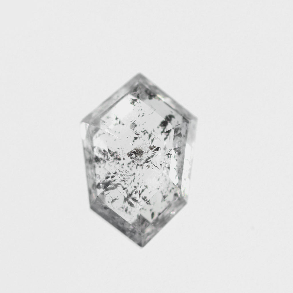 1.03ct Clear Celestial Shield Shaped Diamond for Custom Work - Inventory Code BCCS103