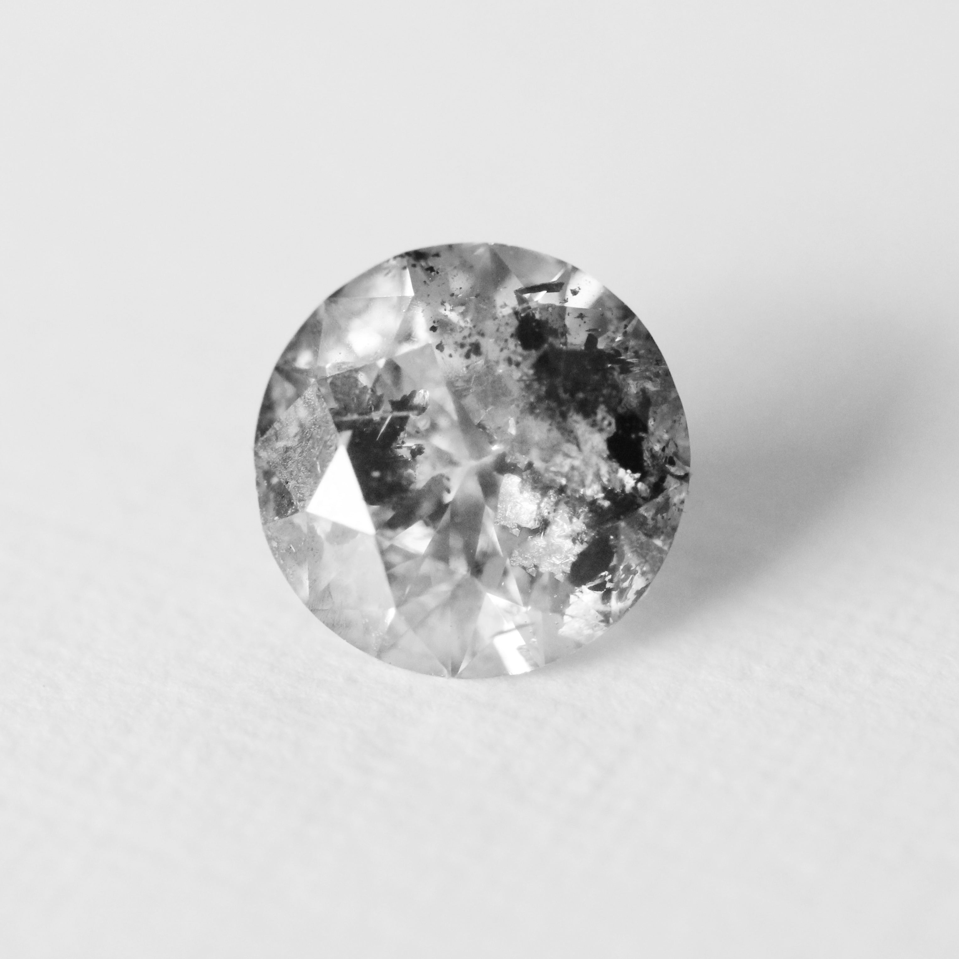 1.14ct Brilliant Round Celestial Diamond for Custom Work - Inventory Code BW114