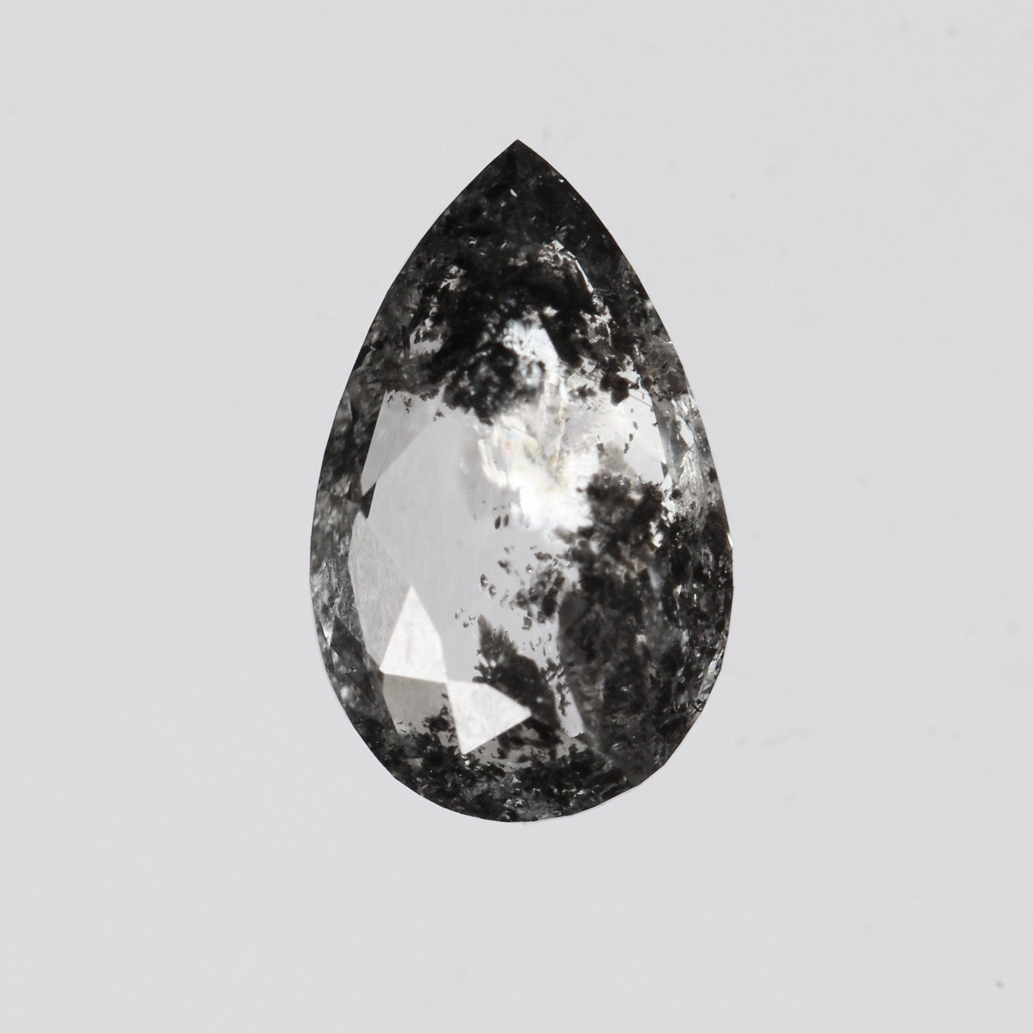 .84 Carat Pear Celestial Diamond for Custom Work - Inventory Code DCRP84 - Midwinter Co. Alternative Bridal Rings and Modern Fine Jewelry