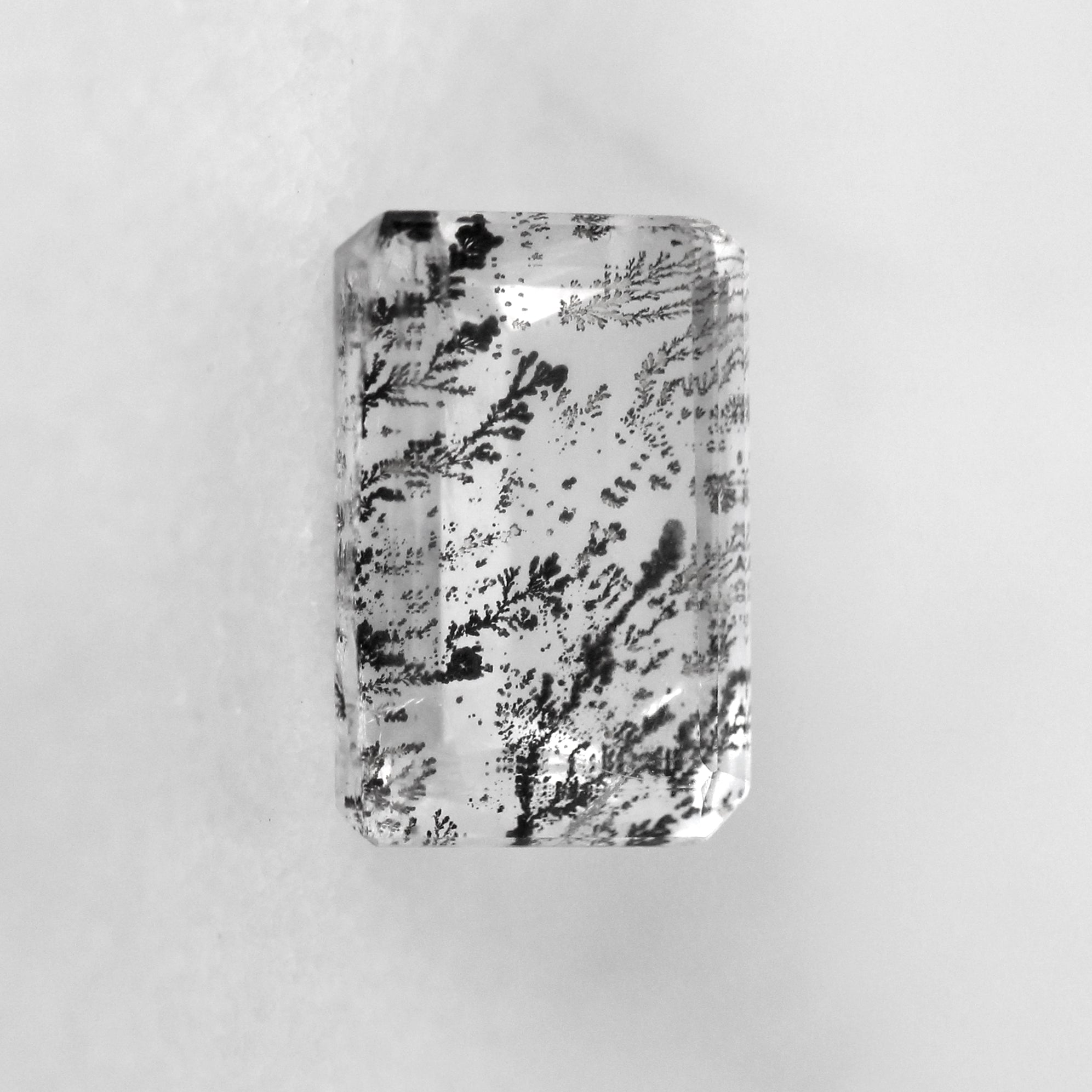 3.8ct Dendritic Quartz for Custom Work - Inventory Code DQ38 - Celestial Diamonds ® by Midwinter Co.
